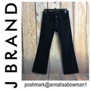 💙J Brand Heartbreaker Black jean size 25